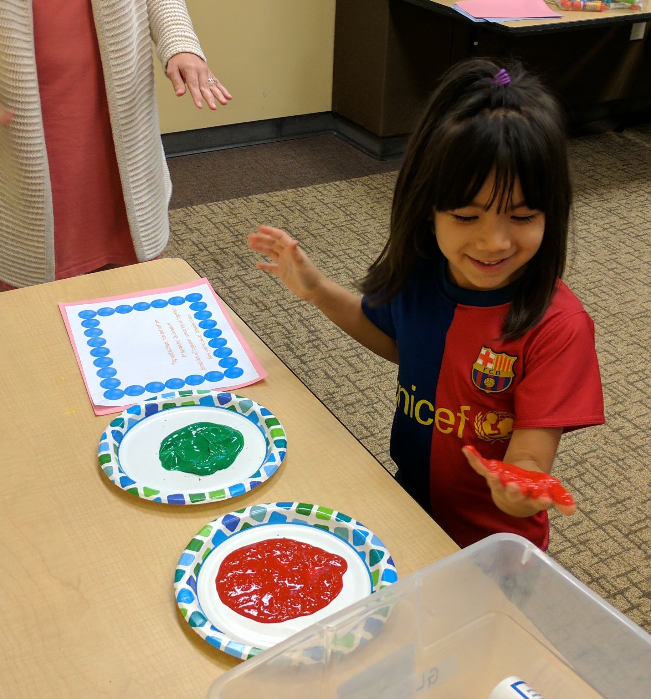 Get Set For Kindergarten At The Mint Hill Library The