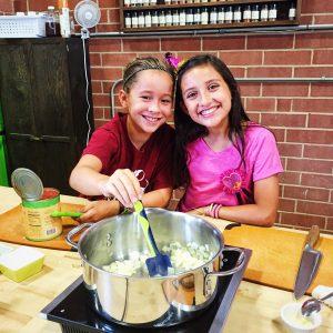 Camp culinary summer teen