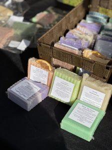 Soap Sales