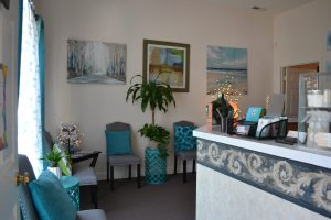 The tranquil interior of Graceful Insight Counseling and Consulting in Mineral Springs
