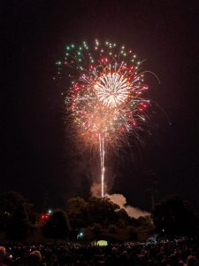 You can still catch a fireworks show in the Charlotte area