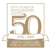 North Carolina Public Defenders