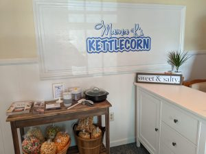 Previously popping and selling outdoors, Mama K's has moved to an indoor location