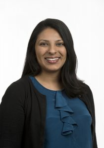 Dr. Ankita Patel of Novant Health Meadowlark Pediatrics in Winston-Salem, North Carolina.