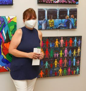 """Honorable Mention – Susan Mathers – """"People of Color"""""""