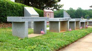 Veterans Memorial Park Mint Hill.