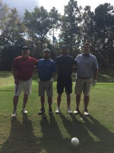 Henry Hinkle, Caleb Steedley, Ross Steedley, and William Palmer.