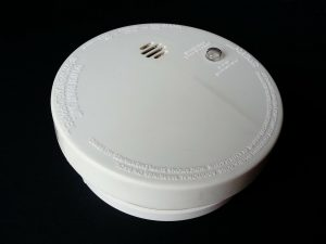 Replace your smoke detectors every 8-10 years