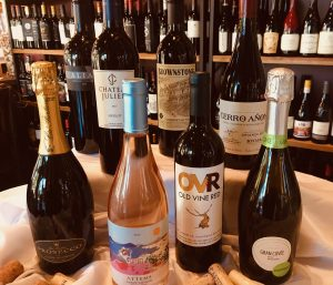 Wines under $20. Available at Vintner's Hill.
