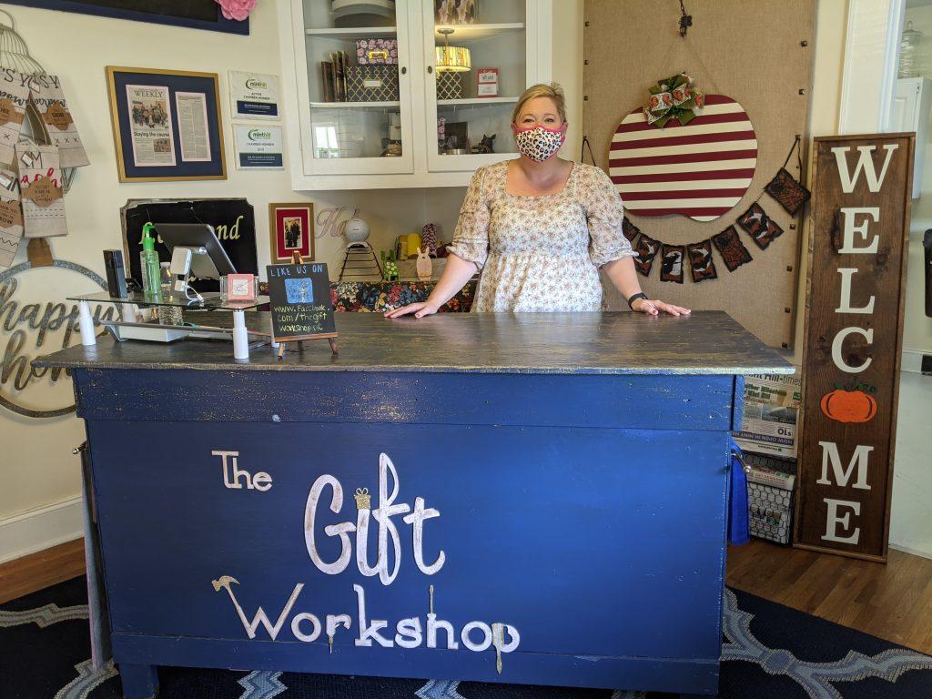 Kat DePrater of The Gift Workshop