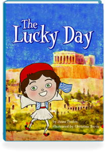 Book by Photo by Anna Prokos, The Lucky Day