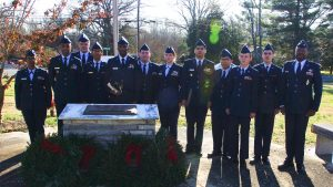 Independence JROTC Cadets.