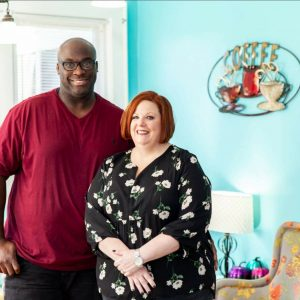 Mint Hill Roasting Company Co-Owners Robert B Smith, III and Annette Smith