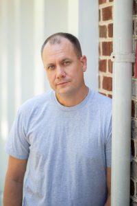 headshot of Shawn Hawthorne (Alex)