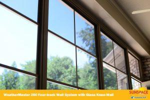 Windows used Sunroom addition by Patio addition with lighting by Valverax LLC