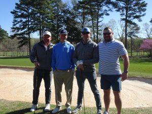 Stu Brown, Patrick Eudy, Dave Kaplan, and Kevin Ledder.