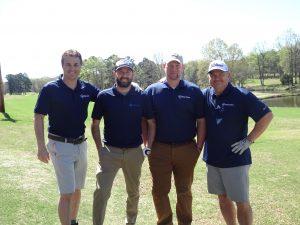 Steve Baucom, Travis Ray, Joey Foley, and Greg Lavespere.
