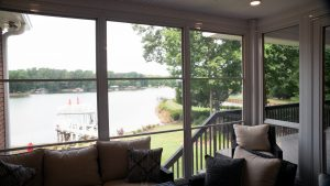 Enjoy the view from your new three-season porch with Valverax!