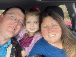 Kiersten Clay and Family