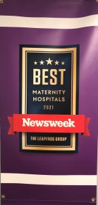 Novant Health Mint Hill Medical Center is proud to be named a Best Maternity Hospital of 2021 by Newsweek.