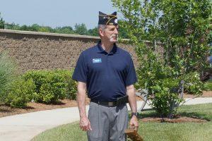 Legionnaire Tim Ledford.