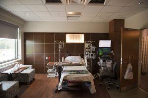 One of Novant Mint Hill's LDRP Maternity Suites