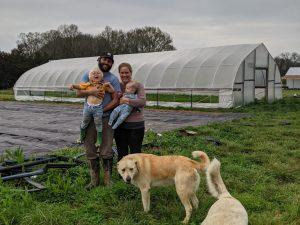 Boy & Girl Farm