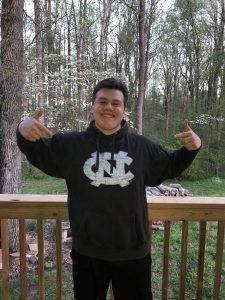 Tres Guskiewicz will attend UNC Chapel Hill next year