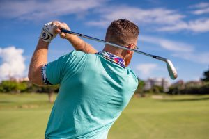 Most of the public golf courses have carts and clubs available for rent or purchase.