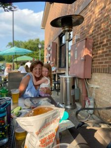 Every event at Pour 64 is family-friendly