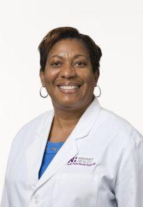 Head shot of Dr. Yvette Rudisel