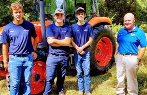 Tractor Class held in Mint Hill.