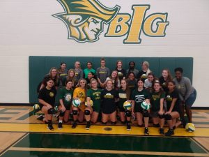 The 2021 Indy Volleyball Team.