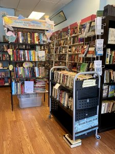 Cool Books for Hot Days are available at the Waxhaw Reading Room.