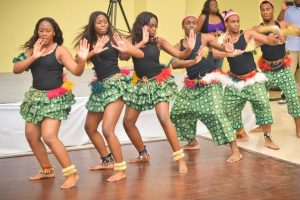 Photo of queen city art dance performance