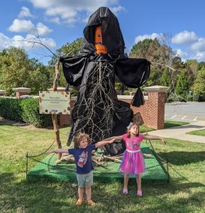 Mint Hill Scarecrow Decorating Contest 2020