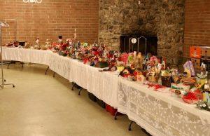 Past yearly craft bazaar set up
